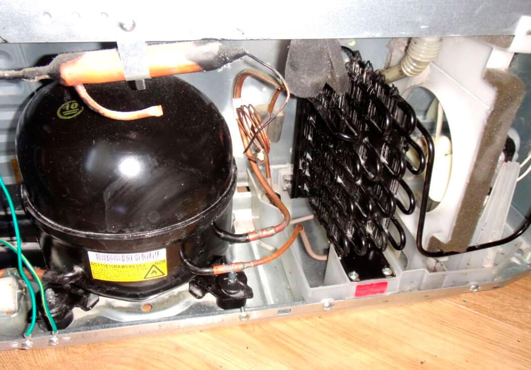 Ремонт холодильников своими руками 65