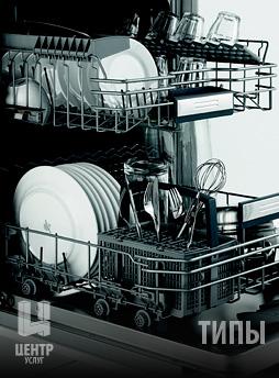 Технические особенности разных типов посудомоечных машин