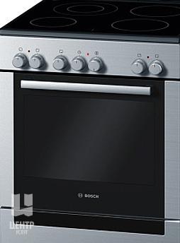 Услуги по ремонту электроплит Bosch можно заказать в Центре Услуг