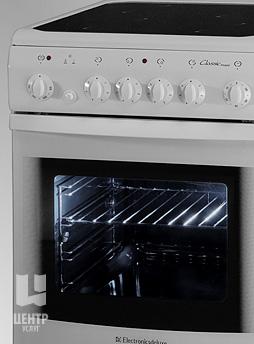 Услуги по ремонту электроплит DeLuxe можно заказать в Центре Услуг