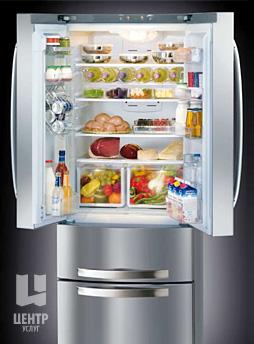 Услуги по ремонту холодильников Ariston можно заказать в Центре Услуг