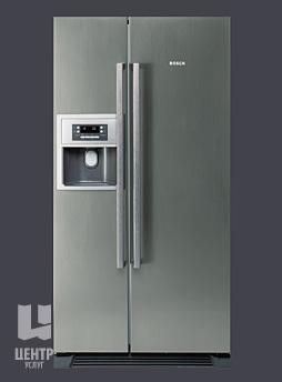 Услуги по ремонту холодильников Bosch можно заказать в Центре Услуг