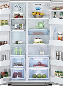 Услуги по ремонту холодильников Daewoo можно заказать в Центре Услуг