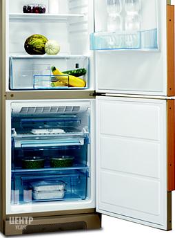 Услуги по ремонту холодильников Electrolux можно заказать в Центре Услуг