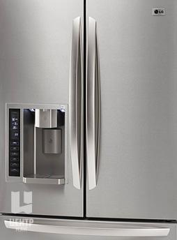Услуги по ремонту холодильников LG можно заказать в Центре Услуг