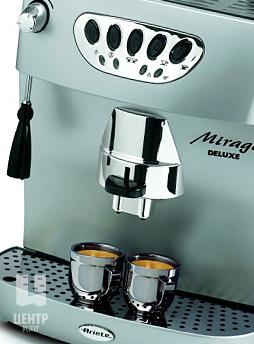 Услуги по ремонту кофемашин Ariete можно заказать в Центре Услуг
