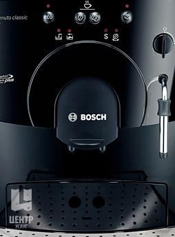 Услуги по ремонту кофемашин Bosch можно заказать в Центре Услуг