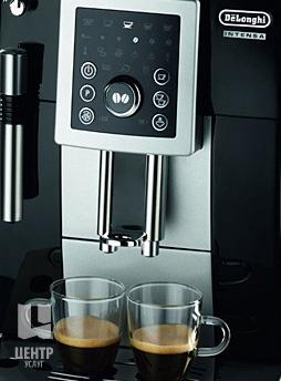 Услуги по ремонту кофемашин Delonghi можно заказать в Центре Услуг