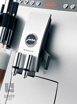 Услуги по ремонту кофемашин Jura можно заказать в Центре Услуг