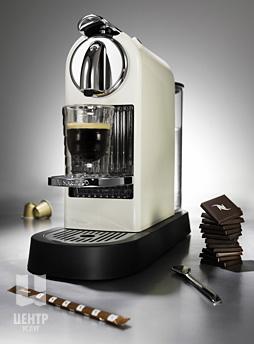 Услуги по ремонту кофемашин Nespresso можно заказать в Центре Услуг