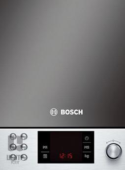 Услуги по ремонту микроволновых печей СВЧ Bosch можно заказать в Центре Услуг