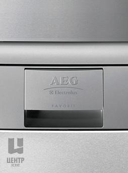 Услуги по ремонту посудомоечных машин AEG можно заказать в Центре Услуг