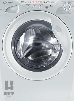 Услуги по ремонту стиральных машин Candy можно заказать в центре Услуг